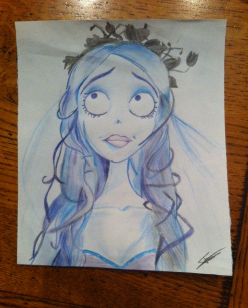 Corpse Bride by TygaBreezy